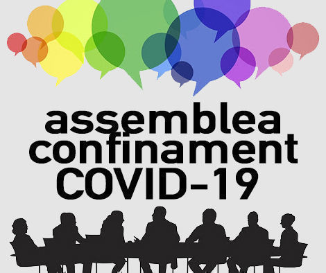 COVID-19 confinement assembly